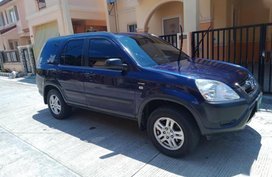 Honda Cr-V 2004 Manual Gasoline for sale in Lipa