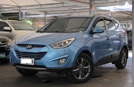 Hyundai Tucson 2014 Automatic Gasoline for sale in Makati