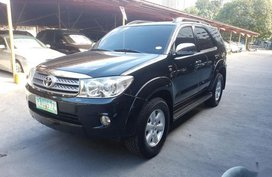 Sell 2nd Hand 2010 Toyota Fortuner Automatic Diesel at 62000 km in Pasig
