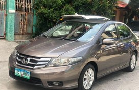 Selling Honda City 2012 at 52000 km in Taguig
