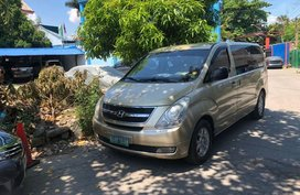 Selling 2nd Hand Hyundai Grand Starex 2009 in Taguig