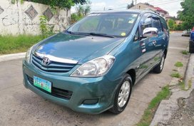 Selling 2nd Hand Toyota Innova 2010 in Quezon City