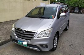 2nd Hand Toyota Innova 2013 for sale in Angeles