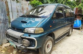 Selling 2nd Hand Mitsubishi Spacegear 1994 in Valenzuela