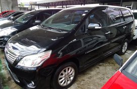 Selling 2nd Hand Toyota Innova 2013 at 52000 km in Pasig