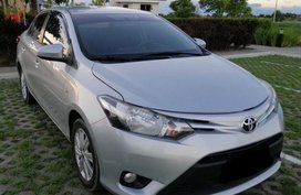 Selling 2nd Hand Toyota Vios 2015 in Cabanatuan