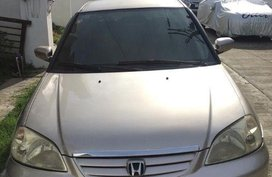 2nd Hand Honda Civic 2002 at 128000 km for sale
