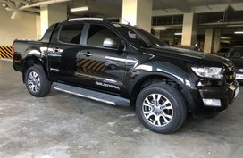 Selling Ford Ranger 2016 Automatic Diesel in Mandaluyong