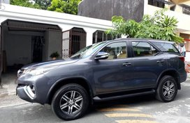 2nd Hand Toyota Fortuner 2016 Automatic Gasoline for sale in Muntinlupa