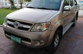 2nd Hand Toyota Hilux 2007 for sale in Marikina