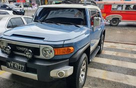 2nd Hand Toyota Fj Cruiser 2016 for sale in Cabanatuan
