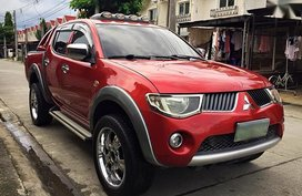 2nd Hand Mitsubishi Strada 2009 for sale in Angeles