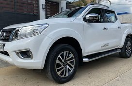 2nd Hand Nissan Navara 2016 at 41000 km for sale in Quezon City