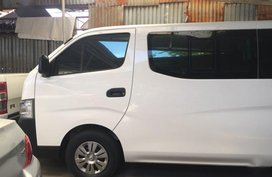 Selling 2nd Hand Nissan Nv 2016 in Taytay