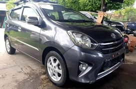 Selling 2nd Hand Toyota Wigo 2017 in Bacolod