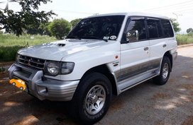 Selling 2nd Hand Mitsubishi Pajero 2003 Automatic Diesel at 160000 km in San Fernando