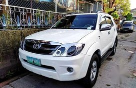 Selling Toyota Fortuner 2006 at 108226 km in Valenzuela
