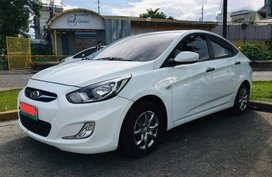 2nd Hand Hyundai Accent 2013 at 61000 km for sale