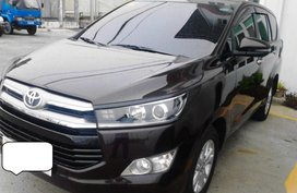 2nd Hand Toyota Innova 2018 at 21000 km for sale in Baguio