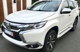 Selling 2nd Hand Mitsubishi Montero 2017 Automatic Diesel at 35000 km in Taguig