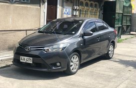 Sell 2nd Hand 2015 Toyota Vios Automatic Gasoline at 61000 km in Caloocan