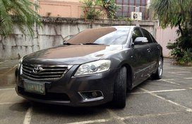 Selling 2nd Hand Toyota Camry 2010 Manual Gasoline at 74500 km in Quezon City