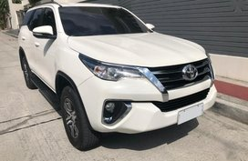 Selling 2nd Hand Toyota Fortuner 2017 in Quezon City
