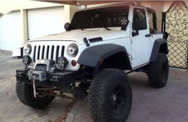 Jeep Wrangler 1997 Manual Gasoline for sale in Pasay