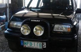 Selling Suzuki Vitara 1998 Manual Gasoline in Manila