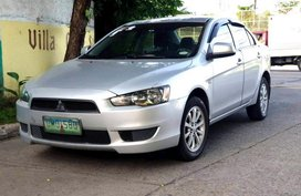 2nd Hand Mitsubishi Lancer Ex 2013 Manual Gasoline for sale in Bacolod