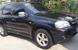 2nd Hand Mazda Tribute 2006 for sale in Quezon City