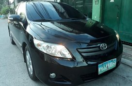2nd Hand Toyota Corolla Altis 2008 Automatic Gasoline for sale in Quezon City
