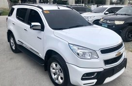 2nd Hand Chevrolet Trailblazer 2016 at 28000 km for sale