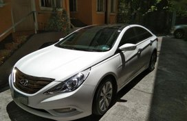 2nd Hand Hyundai Sonata 2015 for sale in Marilao