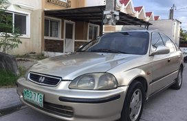Selling 2nd Hand Honda Civic 1998 in Angeles
