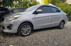 Selling 2nd Hand Mitsubishi Mirage G4 2018 at 4000 km in Talisay