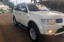 2nd Hand Mitsubishi Montero Sport 2013 Automatic Diesel for sale in Angeles