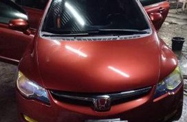 Selling Honda Civic 2006 Automatic Gasoline in Quezon City