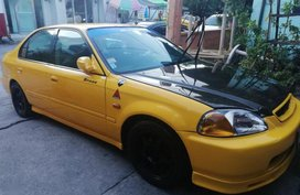 Selling 2nd Hand Honda Civic 1997 in Parañaque