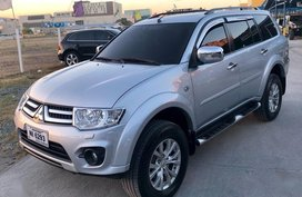 2nd Hand Mitsubishi Montero 2015 at 41000 km for sale