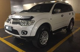 Selling Mitsubishi Montero 2012 at 95000 km in Quezon City