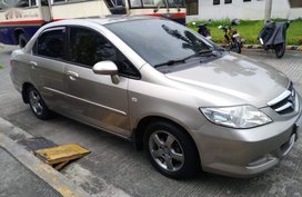 Selling 2nd Hand Honda City 2006 in Parañaque