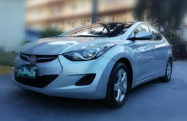 Hyundai Elantra 2012 Manual at 78000 km for sale