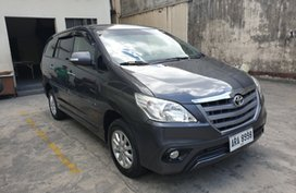 2nd Hand Toyota Innova 2015 Diesel Automatic for sale