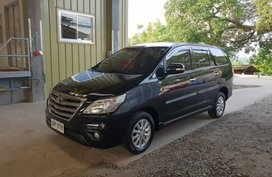 2nd Hand Toyota Innova 2016 Diesel Manual for sale