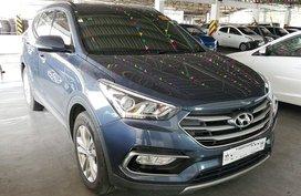 Hyundai Santa Fe 2017 Automatic Diesel for sale