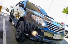 Used 2015 Toyota Fortuner Automatic Diesel for sale in Quezon City