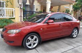 Selling 2nd Hand Mazda 3 2007 Automatic Gasoline at 80000 km in Pasay