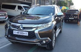 2017 Mitsubishi Montero for sale in Quezon City