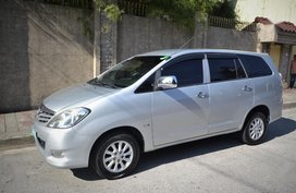 Selling Toyota Innova 2013 Manual Diesel in Quezon City
